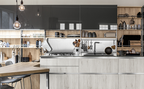 Modern and classic kitchen manufacturer | Veneta Cucine