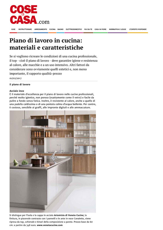 Modern and classic kitchen manufacturer | Veneta Cucine