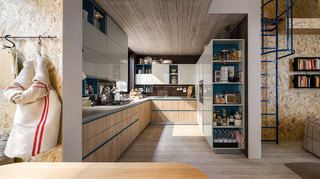 Kitchen Start-Time Quick Design | Veneta Cucine