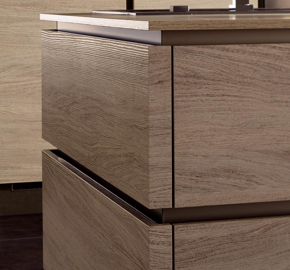 Kitchen Oyster Decorativo Essence | Veneta Cucine