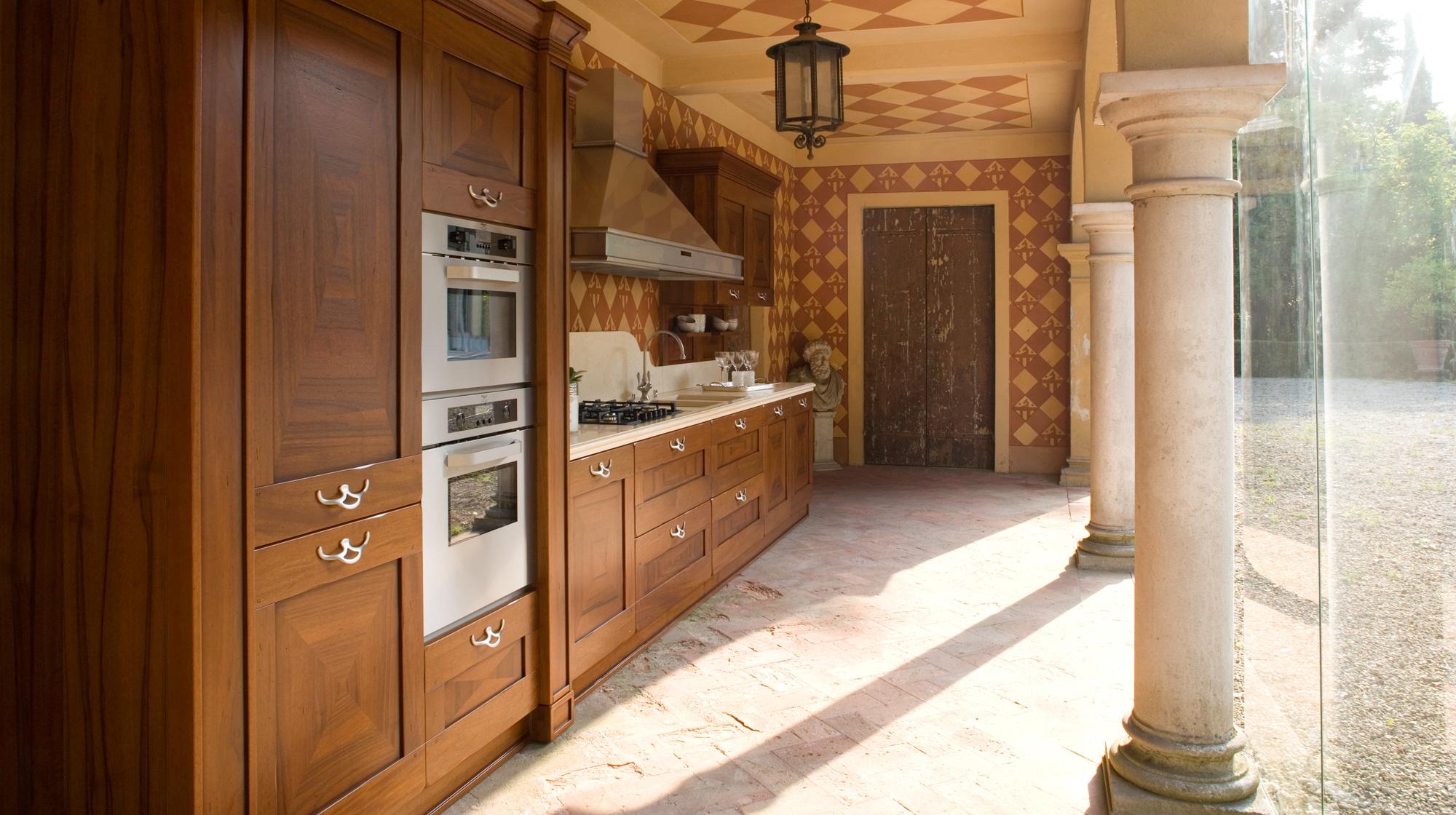 Cucina Classica Veneta Cucine.Kitchen Ca Veneta Tradizione Veneta Cucine
